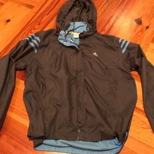 Adidas climalite windbreaker size medium